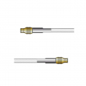 50 Ohm MCX to MCX Cable Assembly