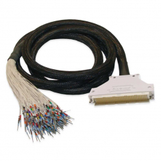 Cable Assembly 160-Pin DIN41612, Male to Unterminated With Ferrules, 2m, 40-972-160-2m-MU