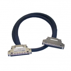Cable Assy 96-Pin SCSI Micro-D F-F 2M - 40-970B-096-2m-FF