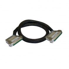 Cable Assy 8-Pin Power D-type F/F 0.5m - 40-970-408-0.5m-FF
