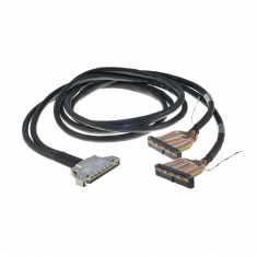 Cable 96-Pin SCSI Micro-D to 2x50-Pin 1m - 40-971-096-1M-FF