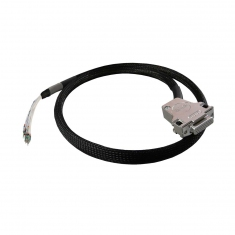 Cable Assy 26-Pin D-Type F/Unterm 0.5m - 40-972-026-0.5m-FU