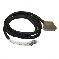 Cable Assy 37-Pin D-type F/Unterm 2M HV - 40-972-037-2m-FU-HV
