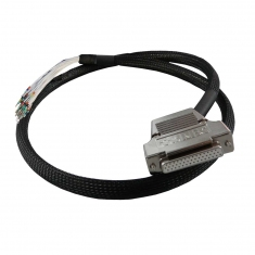 Cable Assy 44-Pin D-Type F/Unterm 0.5m - A044HF4-C-0A050