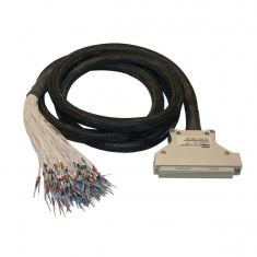 Cable Assembly 160-Pin DIN41612, Female to Unterminated With Tinned Ends, 2m, A1604FR-T-0A200