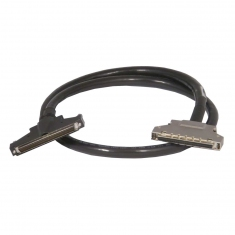 Cable 96 to 100 Pin SCSI Micro-D F-M 0.5m - 40-973B-096-0.5m-FM