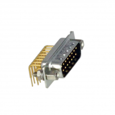 15-Pin D-Type Male Right Angled PCB - 40-963-015-RM