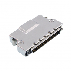 68-Pin SCSI Micro-D Male Ribbon - 40-961-068-M