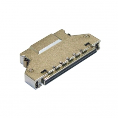 96-Pin Female SCSI Style Micro-D Connector 40-961-096-F