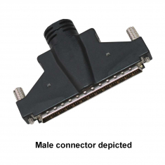 100-Pin Micro-D Connector - 40-962A-100-F
