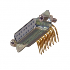 15-Pin D-type Female Right Angled PCB - 40-963-015-RF