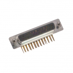 25-Pin D-type Female Right Angled PCB - 40-963-025-RF