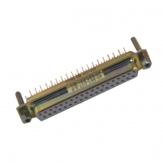 37-Pin D-type Female Straight PCB Mount - 40-963-037-SF