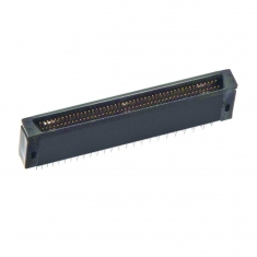 96-Pin SCSI Micro-D Male Straight PCB - 40-963-096-SM