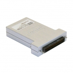 68-Pin SCSI Style Micro-D Connector Block with Backshell, Screw Terminal, Male, 40-965-068-M