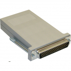 78-Pin D-type Connector Block, Male - 40-965-078-M