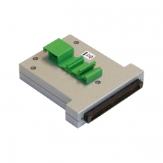 96-Pin SCSI Micro-D Conn Block Male DIN - 40-966-096-M
