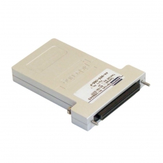 68-Pin SCSI Style Micro-D Connector Block with Backshell, Screw Terminal, Female, 44-965-068-F