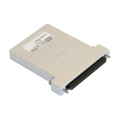 96-Pin SCSI Style Micro-D Connector Block with Backshell, Screw Terminal, Female, 44-965-096-F