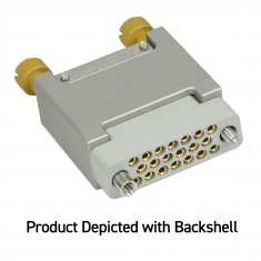 20-Pin Power GMCT Connector, 16A - 92-960-020-16A-F
