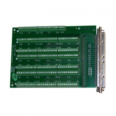200-Pin LFH Conn Block Without Backshell - 92-965-200-M