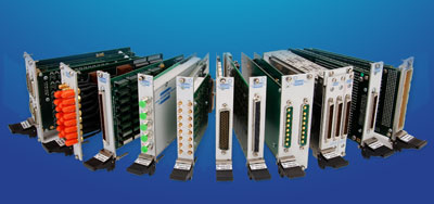 Pickering now offers over 1000 PXI Modules