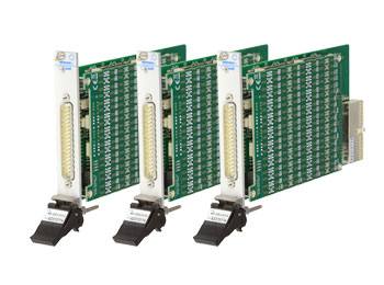 40-25x Programmable Resistor Module with 2.5W, 5W or 10W power handling capability at 100V or as limited by power.