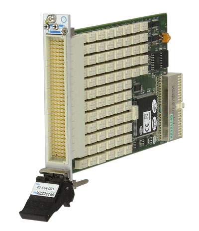 Pickering's High-Density 2 Amp PXI Multiplexers