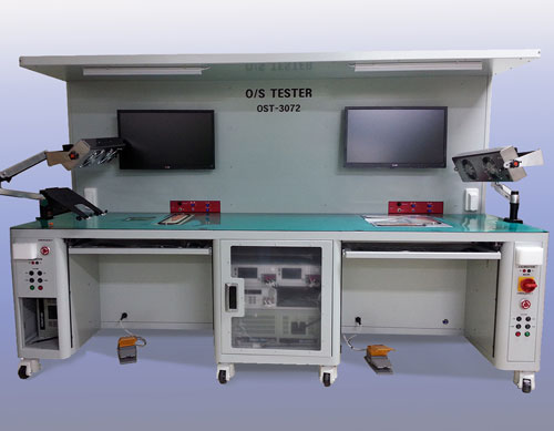 Amkor Technology Korean division - New tester with Pickering's LXI matrix modules