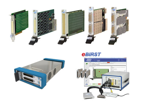 Pickering to showcase PXI, PCI, LXI/USB Switching & Simulation at Automotive Testing Expo India