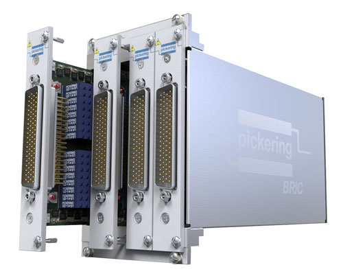 BRIC Ultra-High-Density 1A PXI Matrix