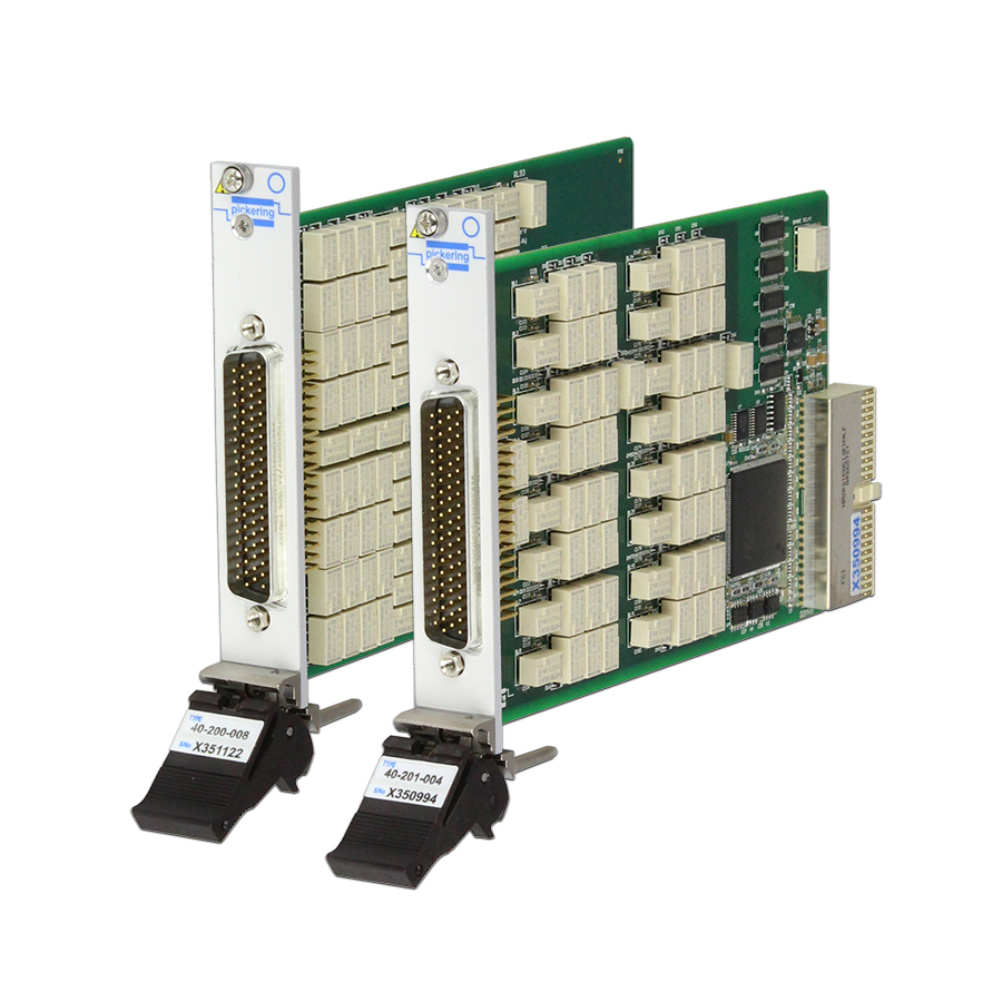 PXI Fault Insertion Switch Range  for Differential Serial Interfaces