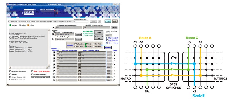 New version of industry-leading switching signal routing software from Pickering Interfaces improves performance and simplifies use