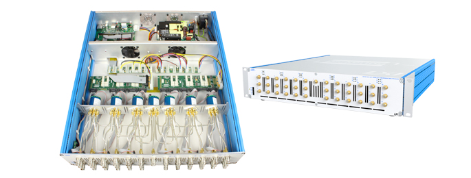 Turnkey LXI Microwave Switching Subsystem - model 60-891-001