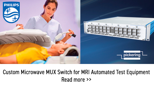 LXI Microwave Switching success story - Philips MRI