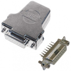 15 Pin D-Type Connectors for Pickering Products