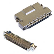 68 Pin 1.27mm Pitch Micro-D Connectors for Pickering Products