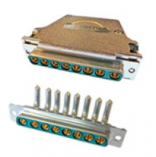 8-Pin Power D-Type Connectors For Pickering Products