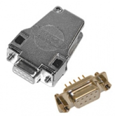 High voltage 9-pin D-type Connectors For Pickering Products