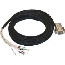High voltage 9-pin D-type Cables for Pickering Products