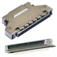 96 Pin 1.27mm Pitch Micro-D Connectors for Pickering Products