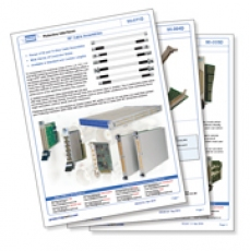 Cables & Connectors Datasheets