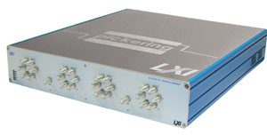 High Isolation LXI RF Multiplexer