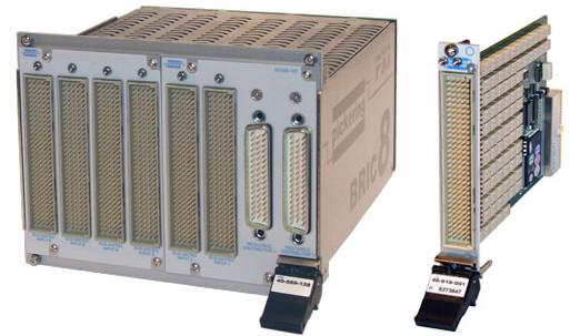 PXI ARINC 608A Switch Modules