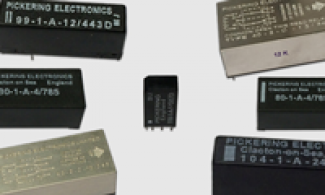 Custom Reed Relays from Pickering Electronics