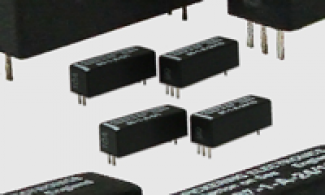 Older Style Reed Relays from Pickering Electronics