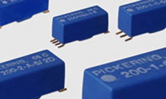 Surface Mount Reed Relays from Pickering Electronics
