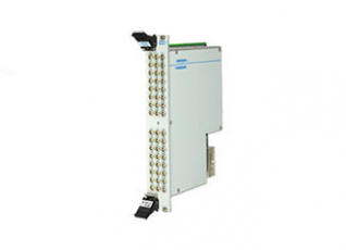 PXI 6U High Density RF Matrices | Pickering Interfaces
