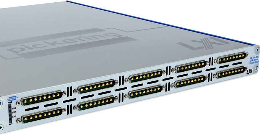 LXI Switching Solutions