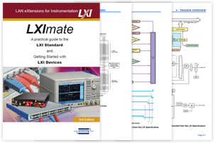 LXImate book - an easy-to-read introduction to the LXI Standard